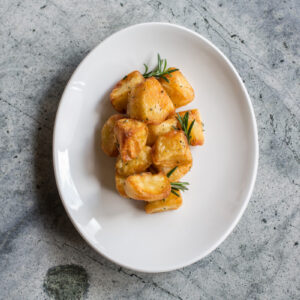 Truffle Roasted Potatoes with Rosemary