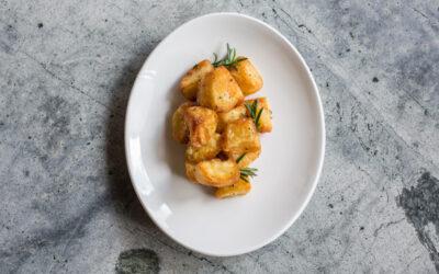 Truffle Roasted Potatoes with Rosemary
